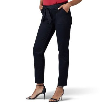 Women's Lee Straight-Leg Ankle Pants