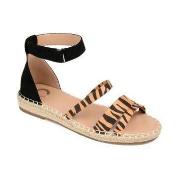 Journee Collection Women's Rochelle Espadrille Sandals Women's Shoes