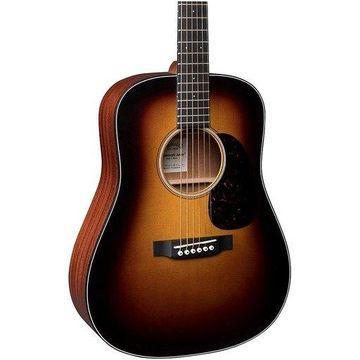Martin D Jr. E Acoustic-Electric Guitar Natural