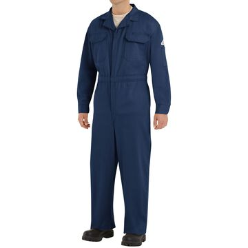 Bulwark CLD4 Fire Resistant Long Sleeve Workwear Coveralls-Big and Tall