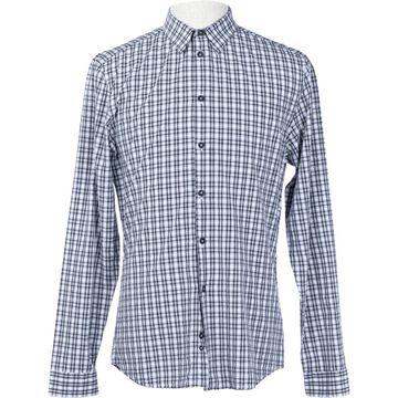 Givenchy Blue Cotton Shirts
