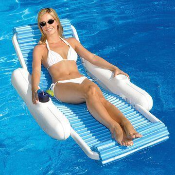 Swimline 1-Seat Multi Padded Lounger   10030