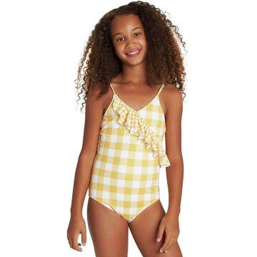 Billabong So Golden One-Piece Swimsuit - Girls'