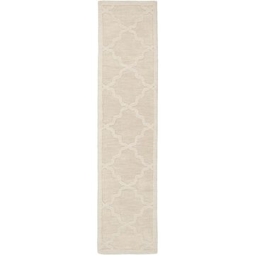 Artistic Weavers Central Park Abbey 2'3 X 10' Handcrafted Runner In Beige