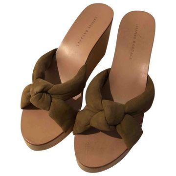 Loeffler Randall \N Other Leather Sandals