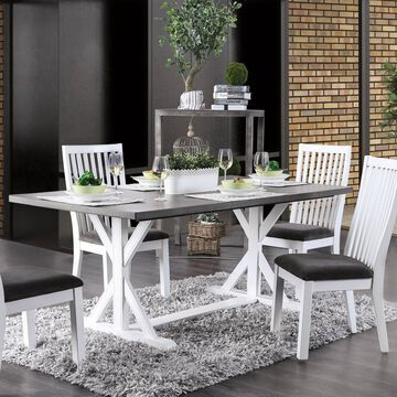 Furniture of America Nelson Dining Table