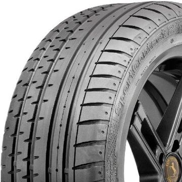 Continental contisportcontact 2 P245/45R18 100W bsw summer tire