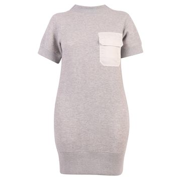 Sacai Relaxed Fit Dress