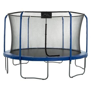 15' Trampoline With Top Ring Enclosure System With Easy Assemble Feature, 180