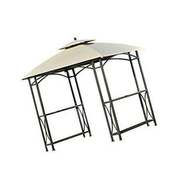 Sunjoy Replacement Canopy Set for Sheridan Grill Gazebo