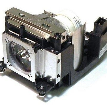 Sanyo PLC-WL2500 Projector Housing with Genuine Original OEM Bulb