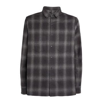 Rta Check Flannel Shirt