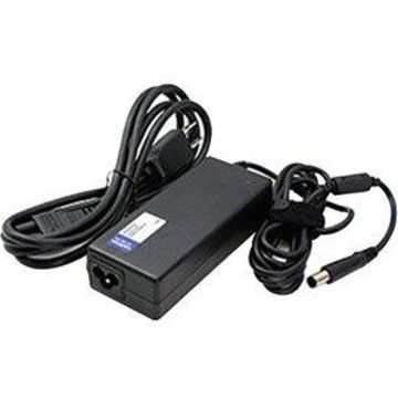 AddOn Dell Compatible 90W 19.5V at 4.62A Laptop Power Adapter - 100% guaranteed compatible notebook battery replacements for select systems