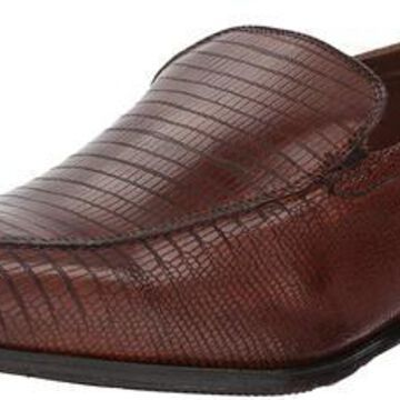 Giorgio Brutini Mens Emerson Leather Slip On Dress Oxfords