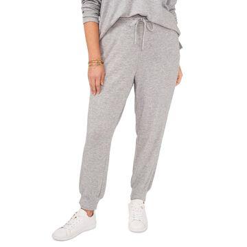 1.state Plus Trendy Cozy Jogging Pants