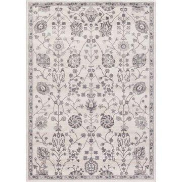 Concord Global Trading Lara Collection Open Vase Area Rug