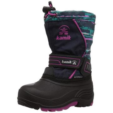 Kamik Kids' Snowcoastp Snow Boot