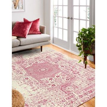 Bashian Fanny Transitional Floral Area Rug