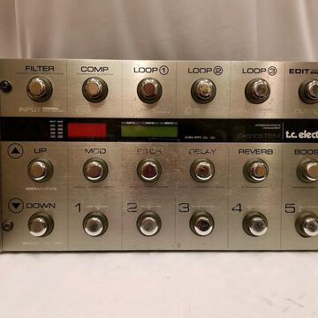 Used G System Effect Processor