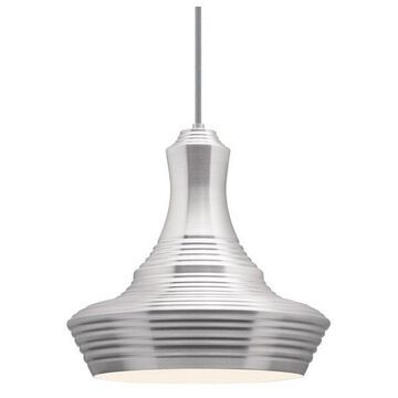 Menara Grande LED Pendant, Aluminum