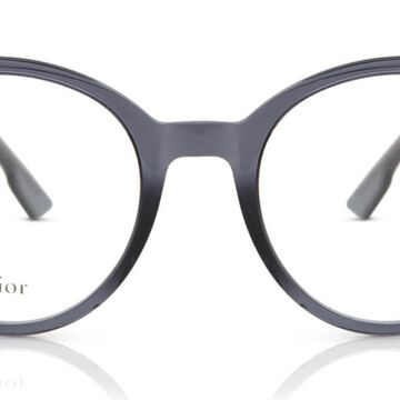 Dior DIORCD3 PJP Womenas Glasses Blue Size 49 - Free Lenses - HSA/FSA Insurance - Blue Light Block Available