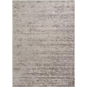 Art of Knot Durham Gray 8' x 11' Modern Abstract Area Rug