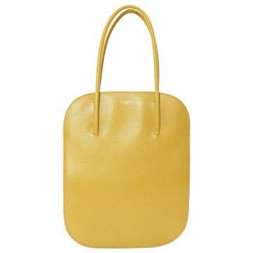Nina Ricci Yellow Leather Handbags