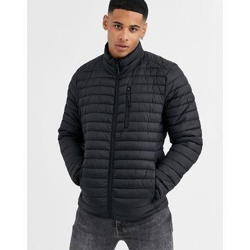 Esprit Thinsulate puffer jacket in black