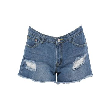 HOPE COLLECTION Denim shorts