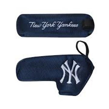 NEW Team Effort Golf MLB New York Yankees Blade Style Putter Head Cover