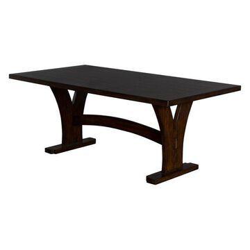 Sunny Designs Lancaster Trestle Table