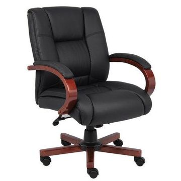 Boss Office & Home Mid-back Executive Chair