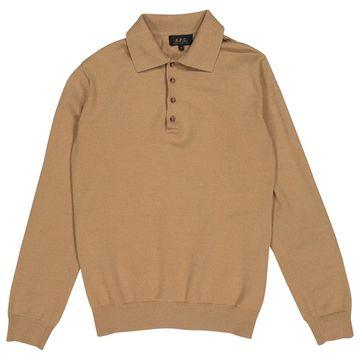 Apc \N Beige Wool Knitwear