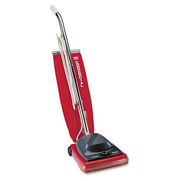 Sanitaire Vacuum with Vibra-Groomer II 16lb Red SC684F