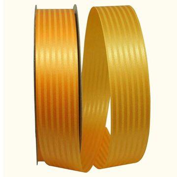 "JAM Paper 1.375"" Tux Stripe Ribbon in Gold   1.375"" x 100yd   Michaels"