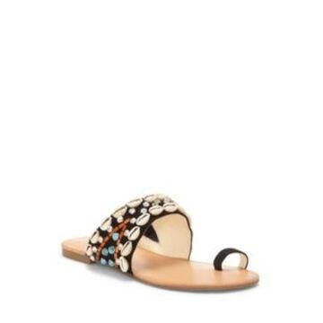 Jessica Simpson Abira Toe Thong Flat Sandals Women's Shoes