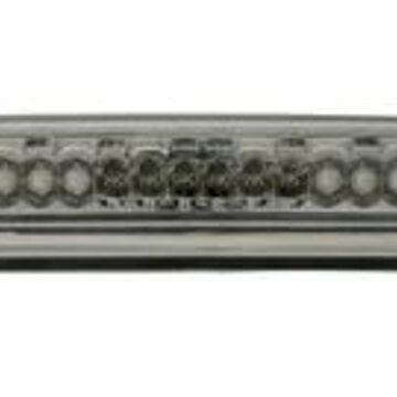 IPCW LED Third Brake Light in Platinum Smoke, IPCW LED 3rd Brake Light