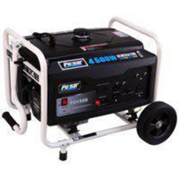 Pulsar 5,250 Peak Watt Gas-Powered Portable Generator