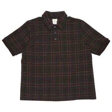 Dries Van Noten Anthracite Wool Shirts