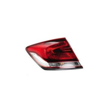 Tail Light - Depo Fit/For 15798921 13-15 Honda Civic-Sedan Left Hand Driver Outer (CAPA-Certified)
