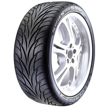 Federal SS595 High Performance Tire - 275/35R18 95W