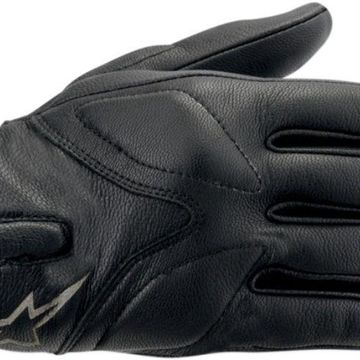 Alpinestars 2017 Womens Vika Leather Gloves - Black