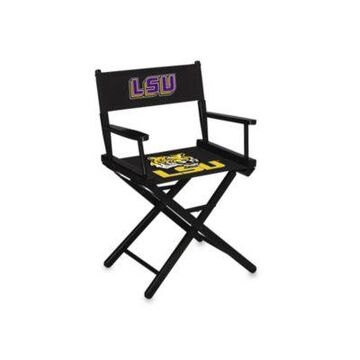 NCAA Louisiana State University Table Height Director's Chair