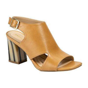 Andrew Geller Castle Womens Heeled Sandals
