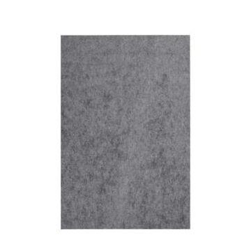 Karastan Dual Surface Thin Lock Gray 12' x 15' Rug Pad