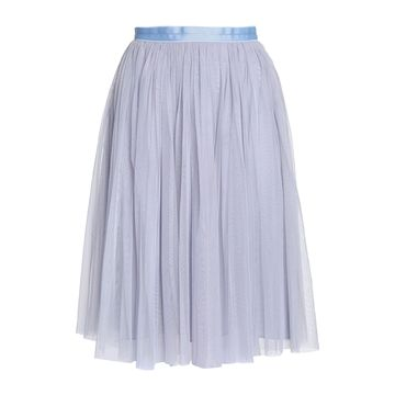 NEEDLE & THREAD 3/4 length skirts