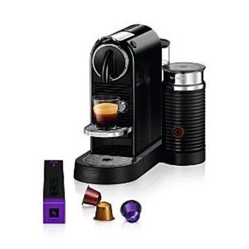 Nespresso CitiZ & Milk Coffee & Espresso Machine by De'Longhi