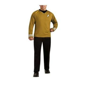 BuySeason Men's Star Trek Grand Heritage Captain Kirk Costume