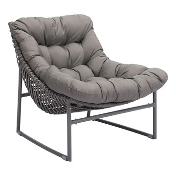 Zuo Modern Ingonish Beach Patio Accent Chair