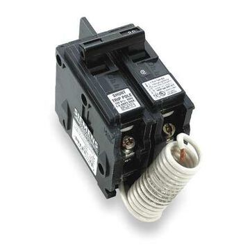 15 A Bolt On Shunt Trip Miniature Circuit Breaker , 120V AC Not Rated